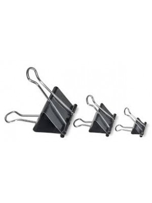 ART. OFICINA BINDER CLIPS 41 MM. x 1u.